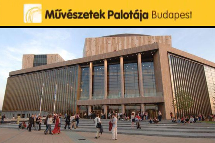 Művészetek Palotája, Müpa Budapest