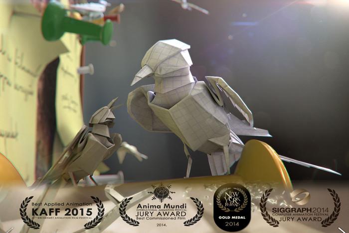 WWF Paperwolrd
